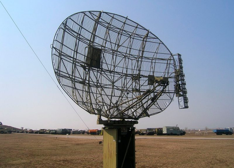 RADARS AND COMMUNICATIONS